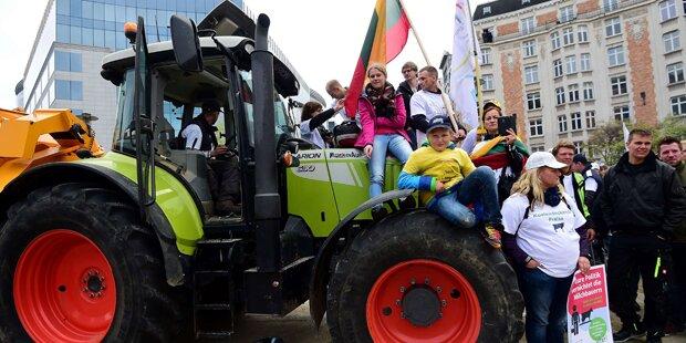 EU beschließt Bauern-Hilfsprogramm