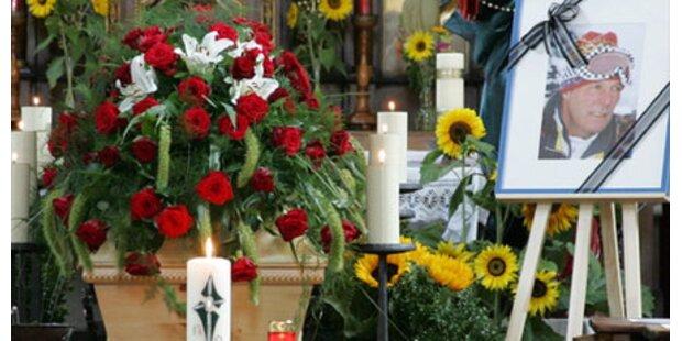 Toni Sailer - So wird das Begräbnis