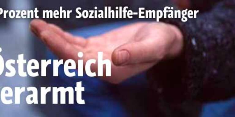 Caritas-Küberl: Österreich verarmt