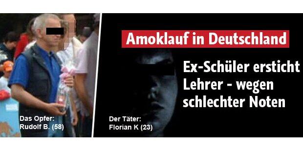 Amoklauf in Deutschland - ein Toter