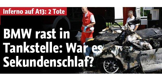 So kam es zum Horror-Crash in Tirol