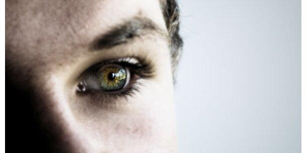Alzheimer per Augentest erkennen