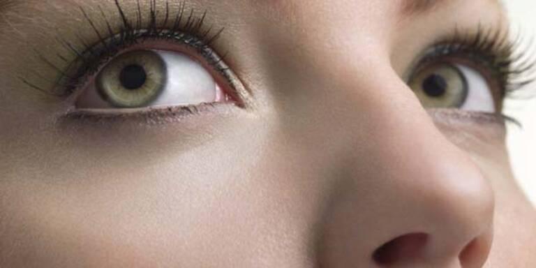 Pupillen zeigen welches Geschlecht wir mögen