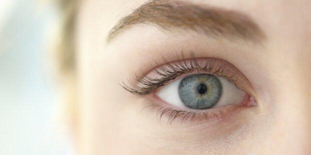 Augenkrankheiten sind vorhersehbar