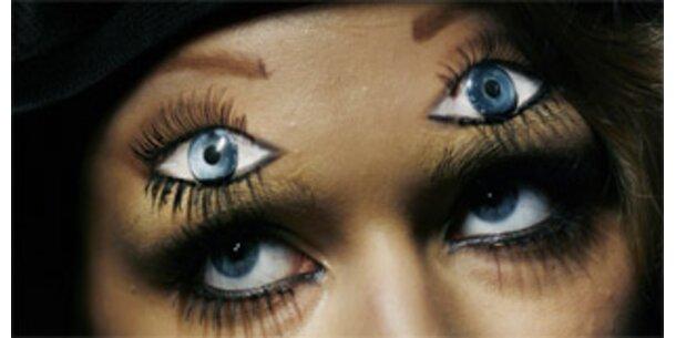 Blaue Augenfarbe ist noch relativ jung