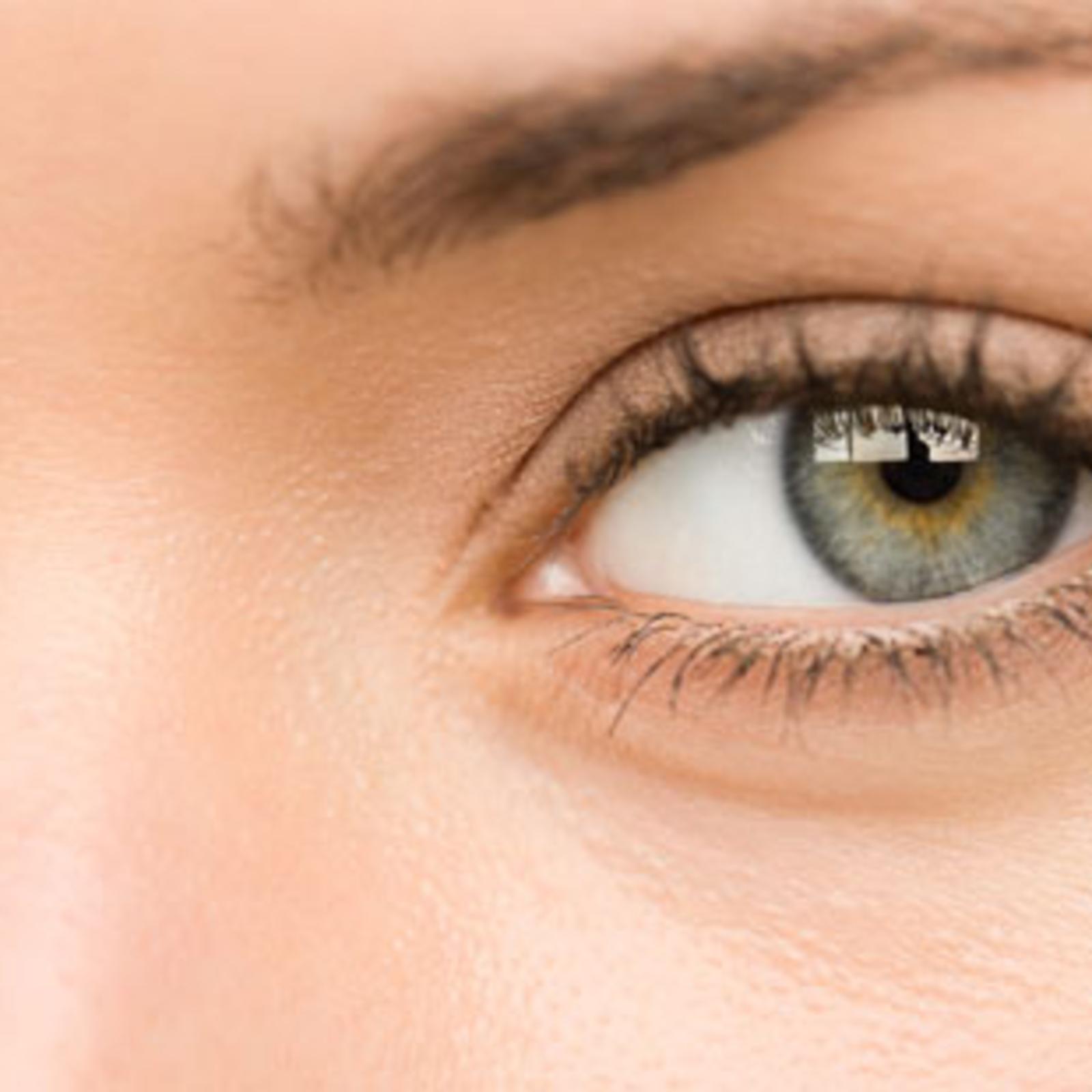 Augenfarbe ist selten welche Blaue Augen: