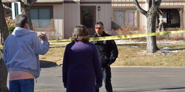 Vier Tote bei Geiselnahme in Colorado
