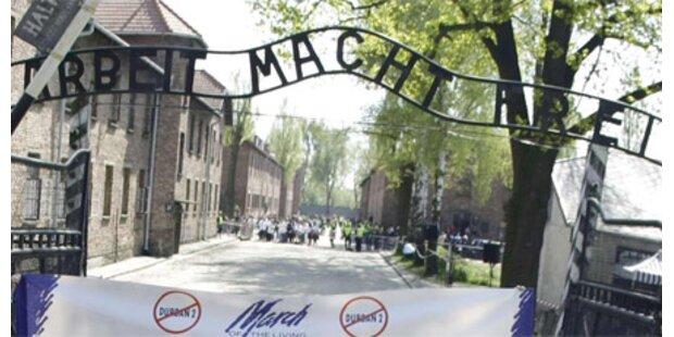 Botschaft von KZ-Häftlingen gefunden