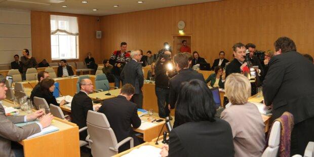 Ausschussberatungen des Landtages