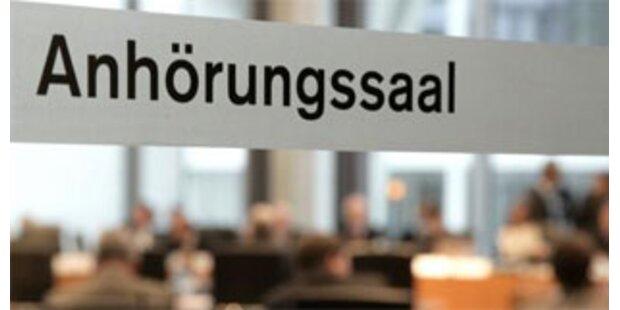 Mehrheit der Österreicher will U-Ausschuss