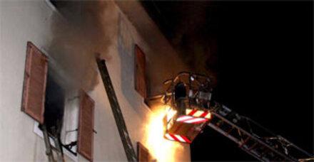 Die schlimmsten Brände in Österreich