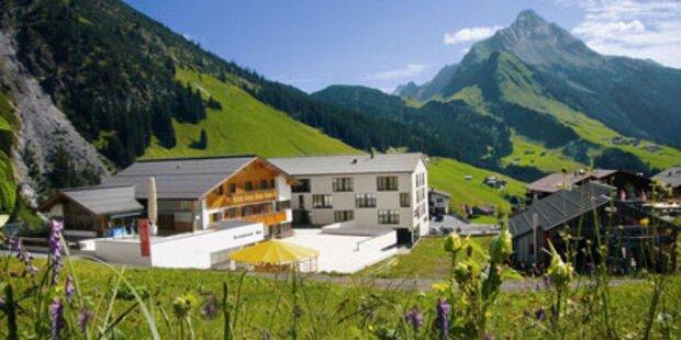 Die top 10 hotels in den bergen for Designhotel in den bergen