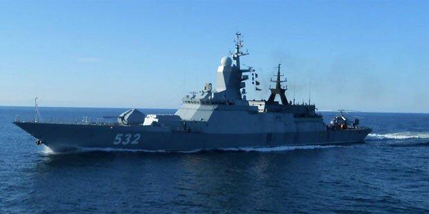 Australien: Putin zieht Kriegsschiffe ab