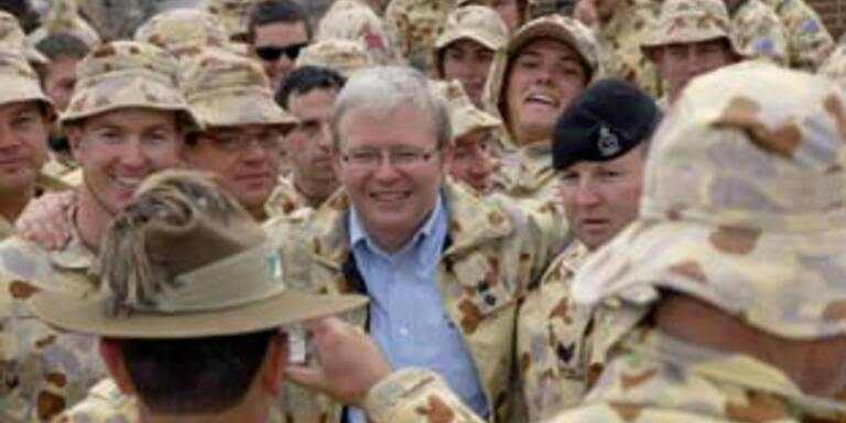 Australien und Polen ziehen Truppen aus Irak ab