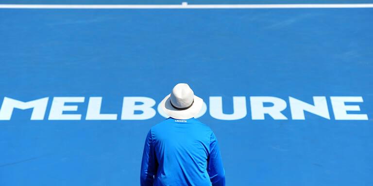 Australian Open im Jänner praktisch ausgeschlossen