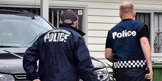 Australier wegen Anschlagsplänen festgenommen