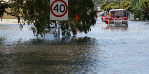 Weitere Überschwemmungen in Australien