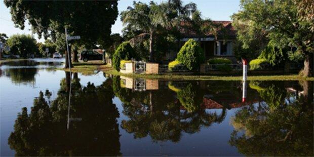 Dammbruch bedroht australische Stadt
