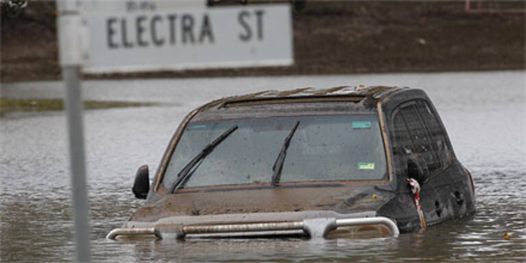 Hochwasser-Tote in Australien