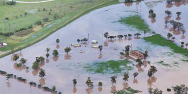 Hochwasser Australien