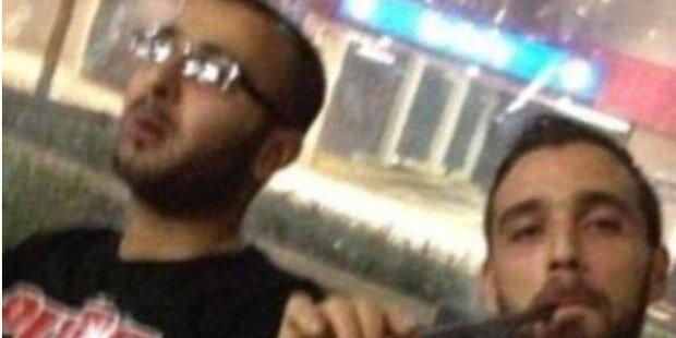 ISIS-Terrorduo wollte Blonde töten