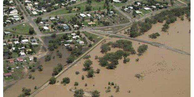 Hochwasser-Katastrophe in Australien