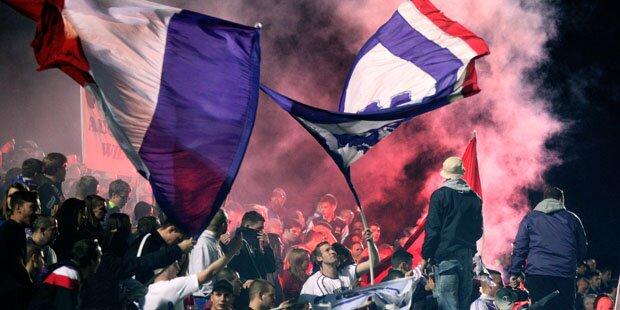 Austria Salzburg im Cup-Hit gegen Sturm Graz