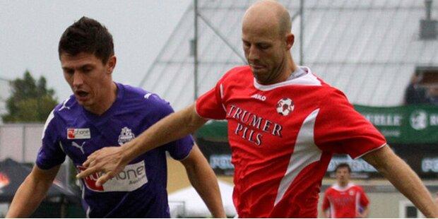 Austria spielt Untentschieden gegen SV Seekirchen
