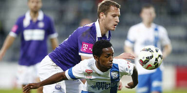 0:0 - Austria erkämpft Punkt in Grödig