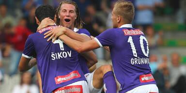 SV Austria Salzburg trifft auf LASK Linz