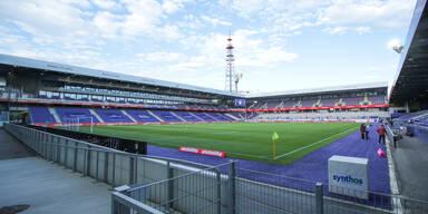 Austria darf rund 7.500 Fans in Arena lassen