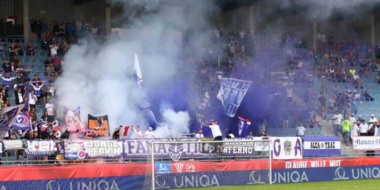Brisant: Austria-Neonazis unter Slovan-Fans