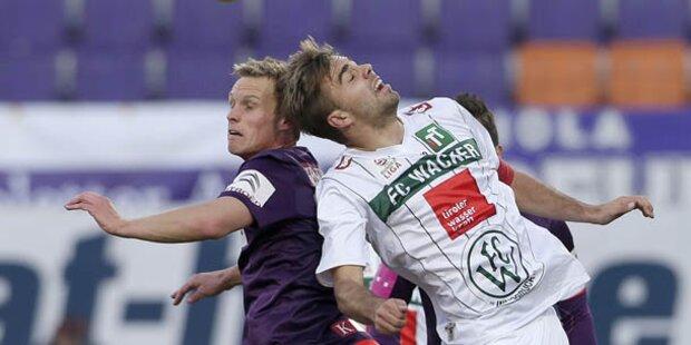 Austria: Gager-Heimpremiere mit 2:1-Erfolg