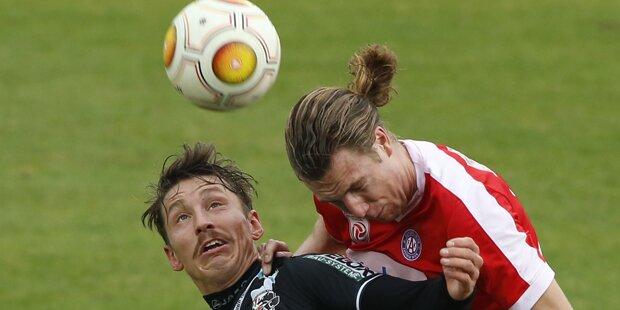 Austria schafft Sieg nach Europacup-Frust
