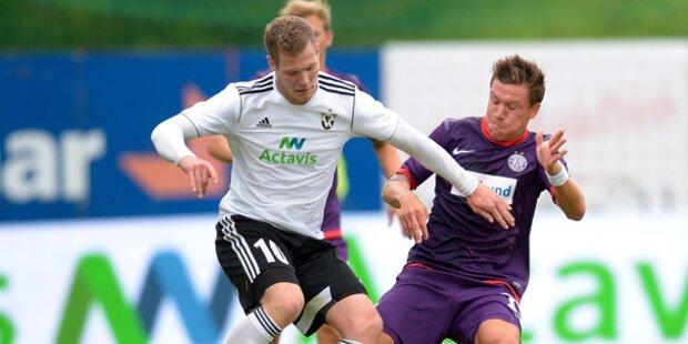 Austria zittert sich in nächste Quali-Runde