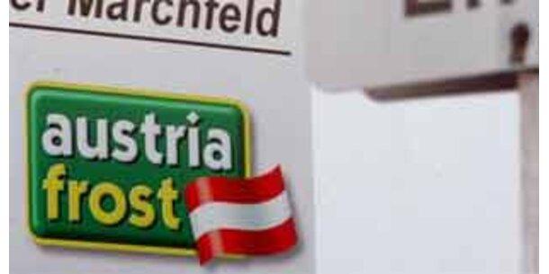 Tiefkühlerzeuger Austria Frost gerettet