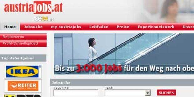 KARRIERE: Finden Sie Ihren Traum-Job