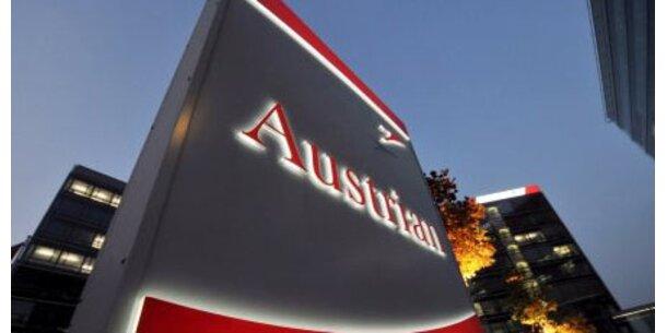 Kurzarbeit für 2.600 AUA-Mitarbeiter