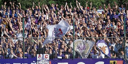 SV Austria Salzburg gastiert im Tivoli Stadion