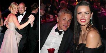 Benefiz -Event: Cannes: Aids-Gala mit Austro-Stars