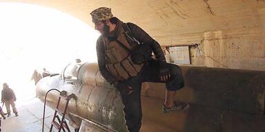 ISIS-Krieger Firas H. droht jetzt Österreich