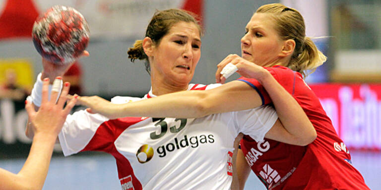 ÖHB-Damen verlieren gegen Tschechien