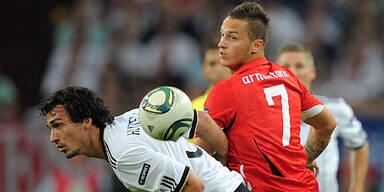 WM-Quali-Start gegen Deutschland