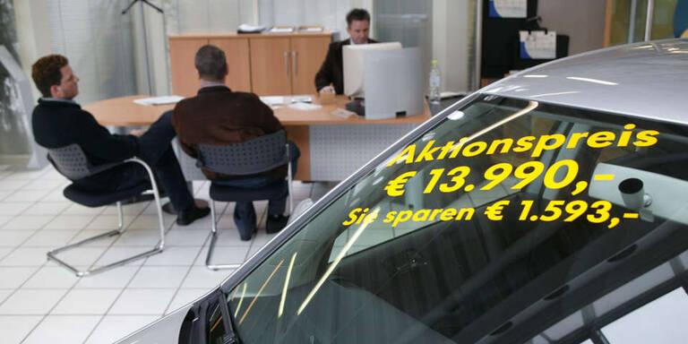 Lage für heimische Autohändler verschärft sich