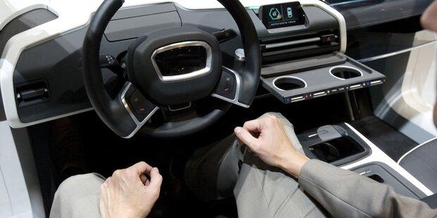 Warnung vor Hacker-Angriffen auf Autos