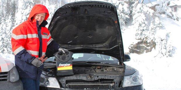 So machen Sie Ihr Auto fit für die Kälte