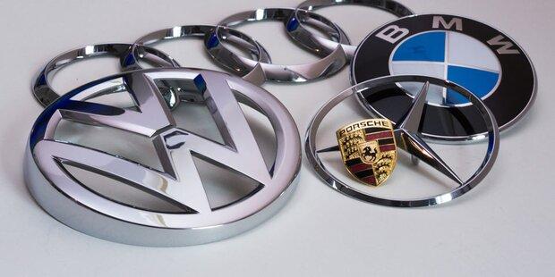 Razzien auch bei Daimler, VW und Audi