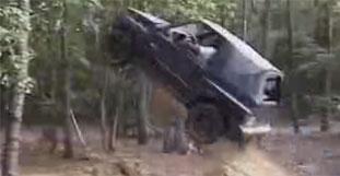 Die irrsten Auto-Stunts im Internet