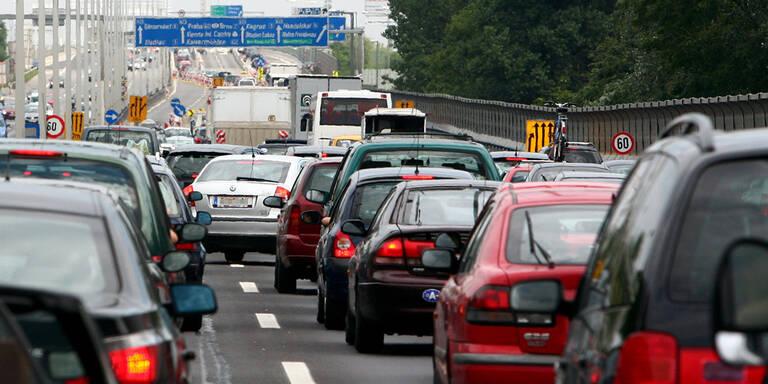 So viele Autos gibt es in Österreich