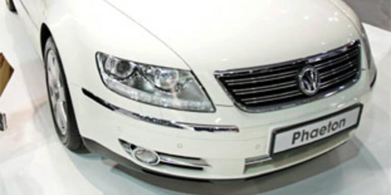 Autokauf bricht ein - Branche hofft auf 2008
